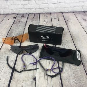 Oakley sunglasses with lens replacements
